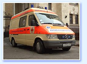 Телефон скорой помощи